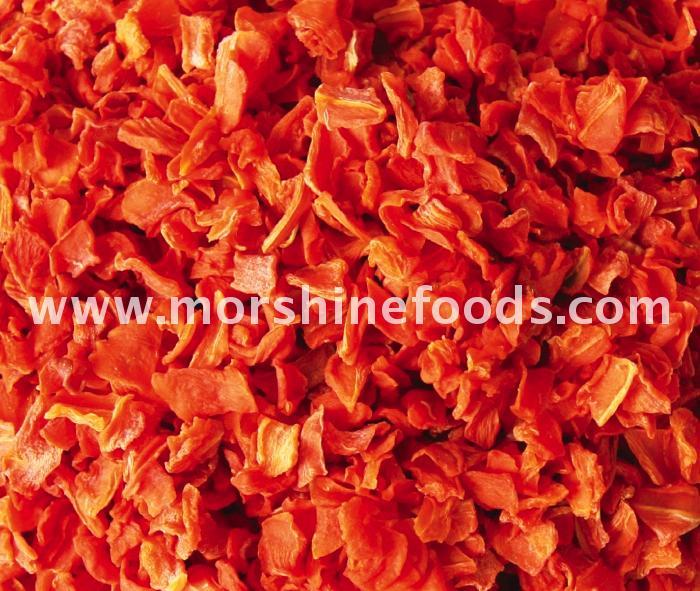 Морковь Сушеная Кусочками